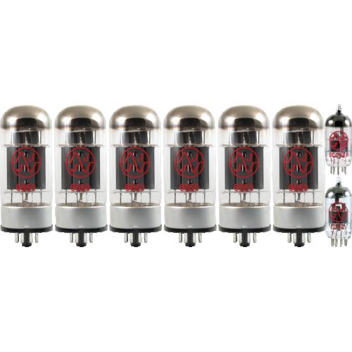 Tube Set - for Fender Bassman 300 Pro image 1