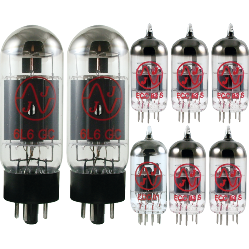 Tube Set - for Fender Fender Vibrolux Reissue image 1