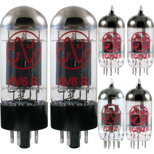 Tube Set - for Fender Princeton Recording Amp image 1