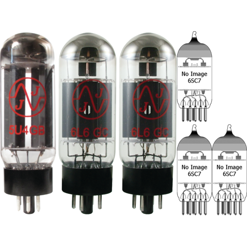 Tube Set - for Fender Princeton VOS image 1