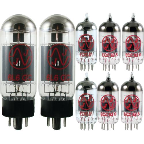 Tube Set for Fender® Super Reverb, Pro Reverb, & Bandmaster Reverb image 1