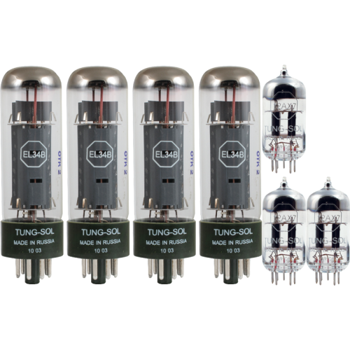 Tube Set - for Marshall 100w, Tung-Sol brand image 1