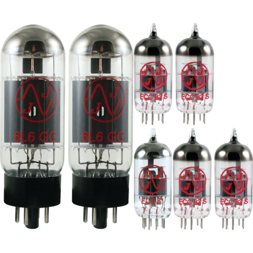 Tube Complement for Mesa/Boogie MK-1 60 Reverb - early image 1
