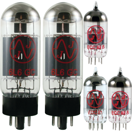 Tube Complement for Mesa/Boogie SOB 60 - early image 1