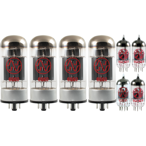 Tube Complement for Sound City 200 watt image 1