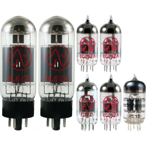 Tube Set - for THD Tweed Head Reverb image 1