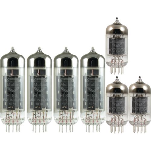 Tube Complement for Vox AC30, Mullard brand image 1