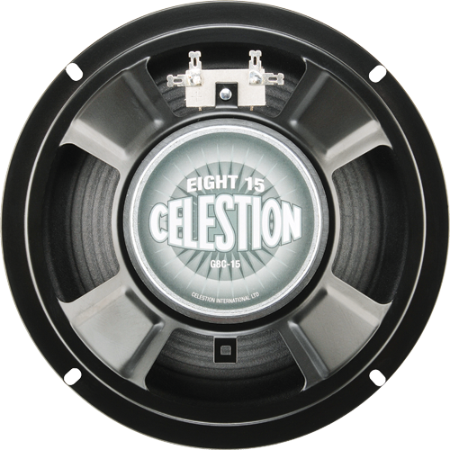 "Speaker - Celestion, 8"", Ceramic Eight 15, 15 watts, 8 ohm image 1"