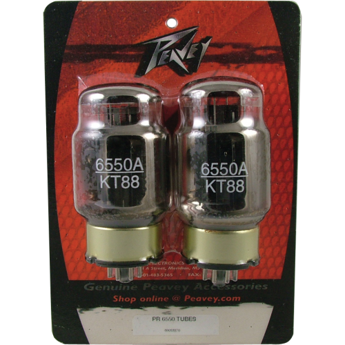6550 - Peavey, Matched Pair image 1