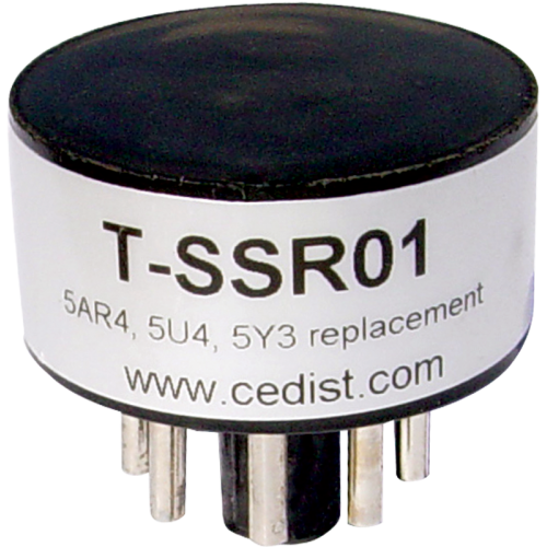 Solid State Rectifier for 5AR4, 5U4, 5Y3 Tubes image 1