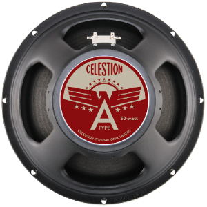 "Speaker - Celestion, 12"", A-Type, 50 watts"