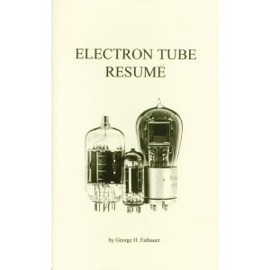Electron Tube Resume