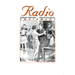 Radio, Wireless Telephone and Wireless Telegraph Equipment