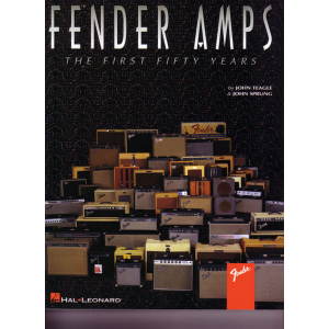 Fender® Amps, The First Fifty Years