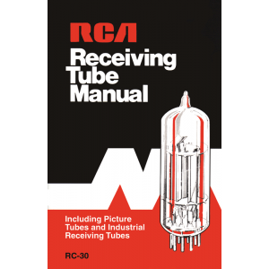 RCA Receiving Tube Manual (RC-30)