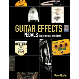 Guitar Effects Pedals, Dave Hunter