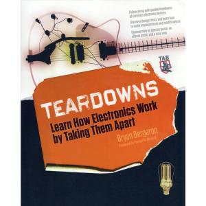 Teardowns - Learn How Electronics Work by Taking Them Apart