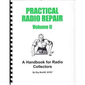 Practical Radio Repair, Volume II by Ray Bintliff