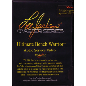 Video DVD - Ultimate Bench Warrior Volume 1