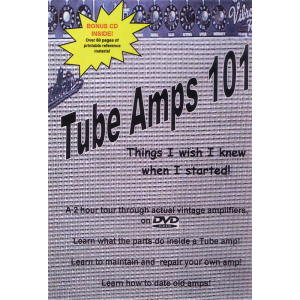 DVD - Tube Amps 101