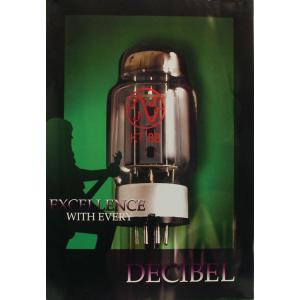 Poster, JJ Electronics, 2 Pack, Includes KT88 & E34L