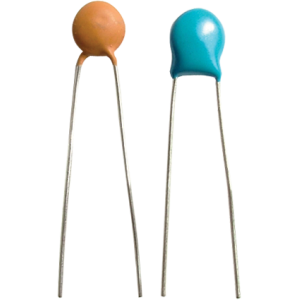 Capacitor - 50V, 680pF, Ceramic Disc