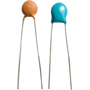 Capacitor - Ceramic Disc, 3000 V, 100pF - 10,000pF