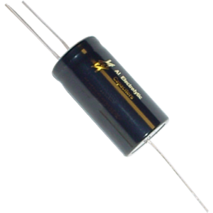 Capacitor - F&T, 25V, 25/25µF, Electrolytic