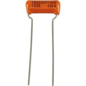 Capacitor - Orange Drop, 100V, Polyester