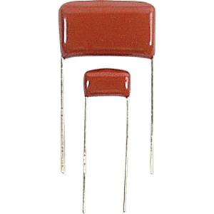 Capacitor - Polypropylene, Radial, 630 V, .001µF - .47µF