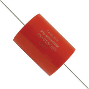 Capacitor - Audiophiler MKP Audio, 400 V, 1µF - 20µF