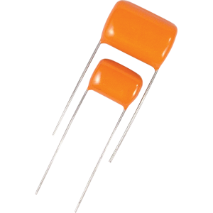 Capacitor - 716P Series, Polypropylene Film, 400 V, .0047µF - .47µF