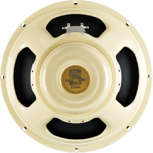 "Speaker - Celestion, 12"", Cream, 90 watts"