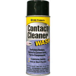 Cleaner - Caig, Contact Cleaner Wash