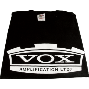 Shirt - Vox, Black