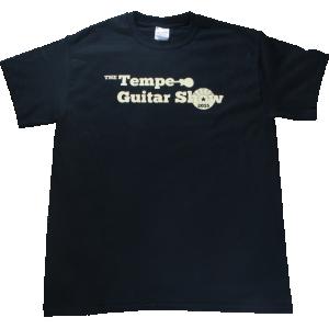 T-Shirt - 2015 Tempe Guitar Show