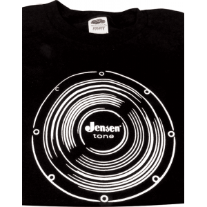 Shirt - Black with Jensen Logo