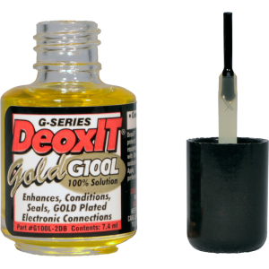 DeoxIT® Gold - Caig, Brush Applicator