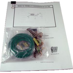 Kit - Amp Mod, Bass to Tremolo Conversion Kit