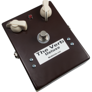 Effects Pedal Kit - MOD® Kits, The Verb Deluxe, Digital Reverb