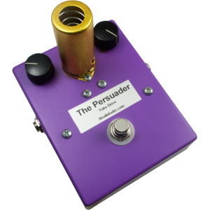 The Persuader, Tube Drive Effects Pedal Kit