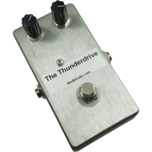 The Thunderdrive, Overdrive Pedal Kit