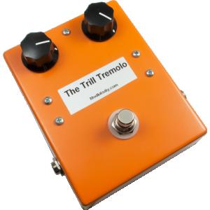 """Kit - """"The Trill Tremolo"""" Tremolo Tone Pedal, Mod Kits DIY"""