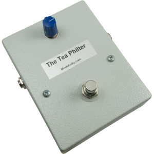 Effects Pedal Kit - MOD® Kits, The Tea Philter, T Filter