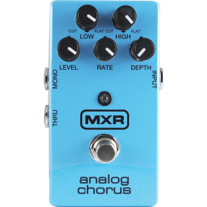 Effects Pedal - Dunlop, M234 MXR Analog Chorus