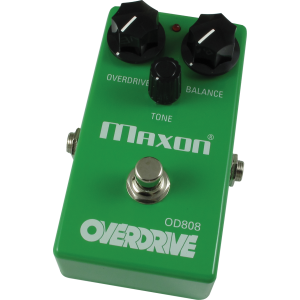 Effects pedal, Maxon OD 808 Overdrive