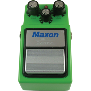 Effects Pedal - Maxon, OD9, Overdrive