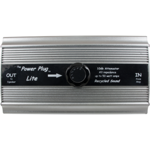 Attenuator - Recycled Sound, Power Plug Lite, -10dB