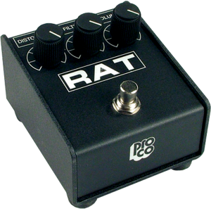 Effects Pedal - ProCo, Rat-2, Distortion