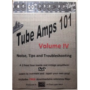 DVD - Tube Amps 101, Volume IV
